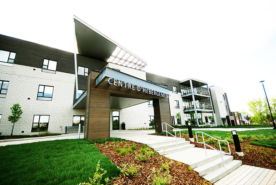 Centre d'hébergement et de soins de longue durée des moulins (CHSLD)
