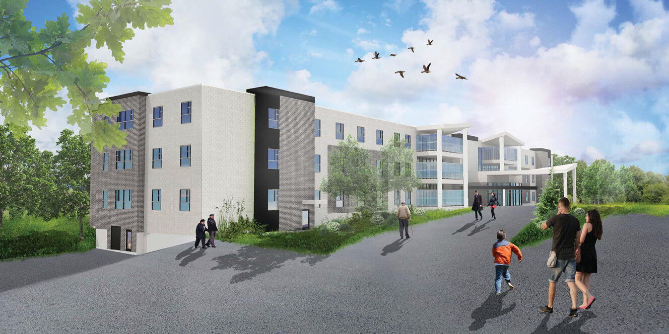 Centre d'hébergement et de soins de longue durée (CHSLD) Blainville